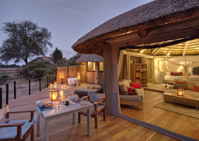 Lion Camp by Mantis - Deluxe Suite Private Dinner